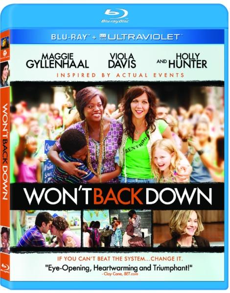 Won't Back Down DVD